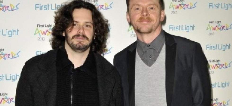 Edgar Wright - Simon Pegg : le retour d'un duo comique hors pair