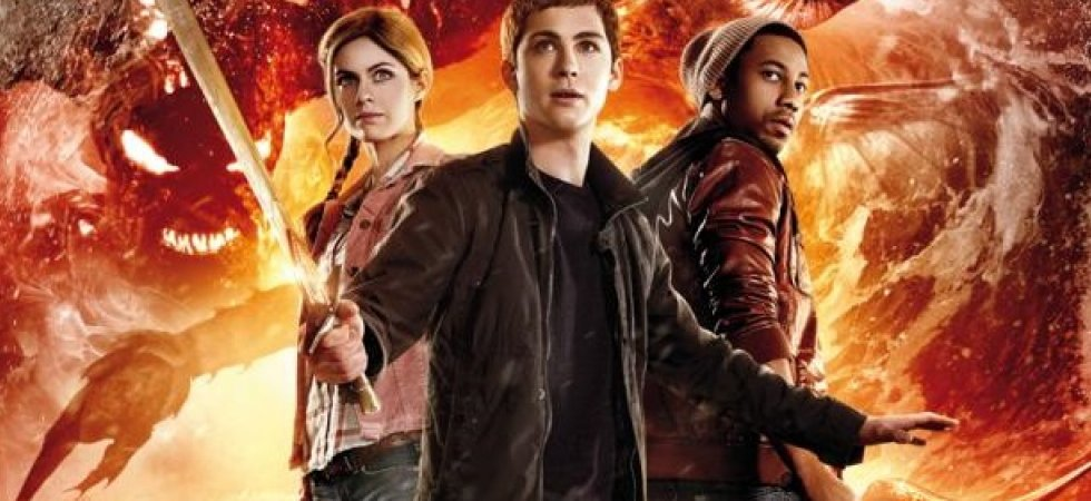 Box-office : Percy Jackson revient en force et double Elysium