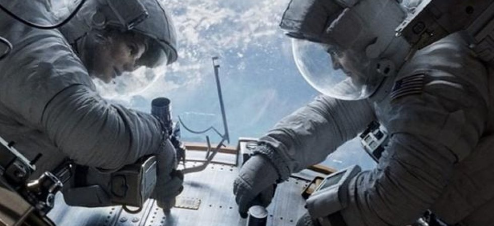 Gravity bat des records au box-office US !