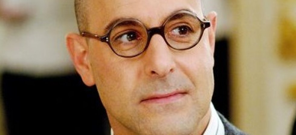 Stanley Tucci dans Transformers 4