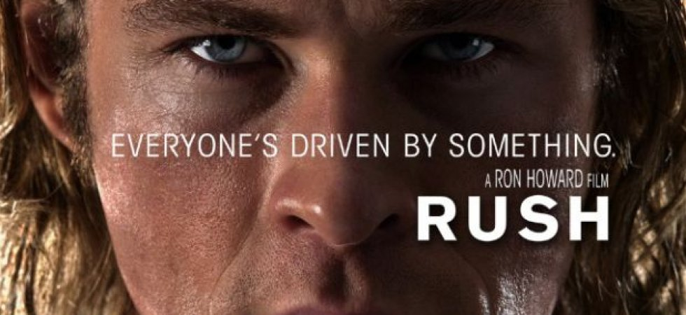 Chris Hemsworth prend de la vitesse dans Rush