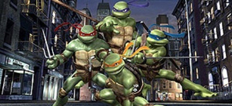 Les tortues ninja de bay ne seront pas des aliens - Tortue ninja orange ...