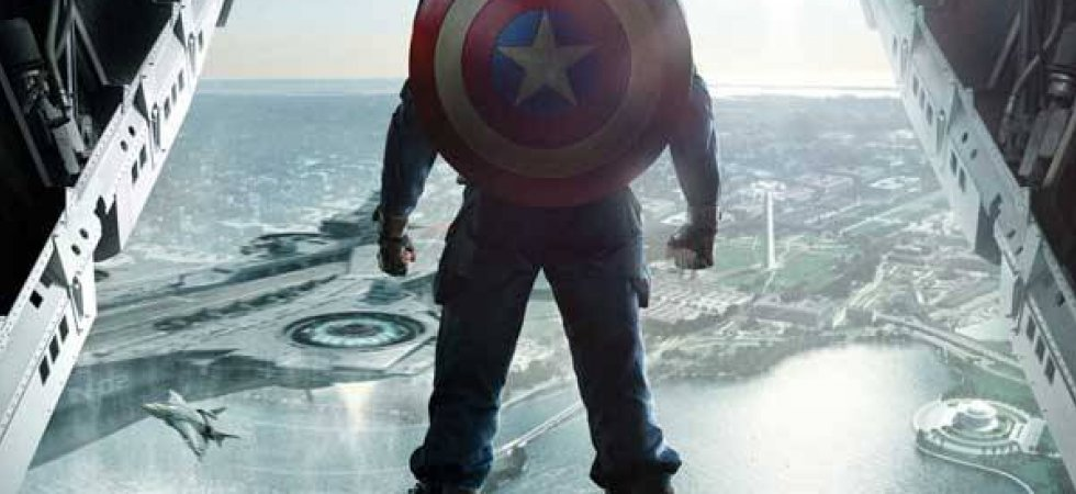 Box-office : Captain America garde le pouvoir