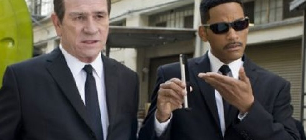 Men in Black 4 a son scénariste !