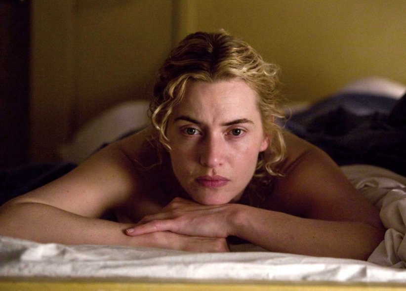 Kate Winslet dans The Reader