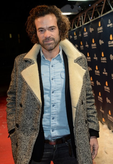 Romain Duris : un look qui attire l'attention