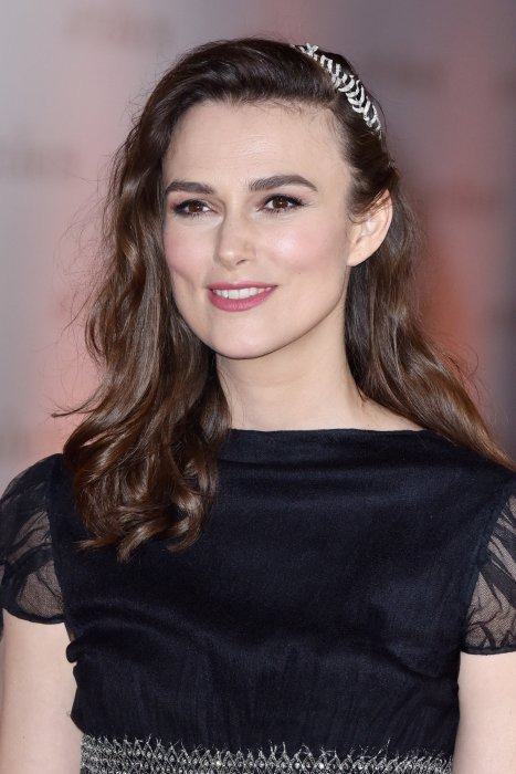 Keira Knightley, deux nominations