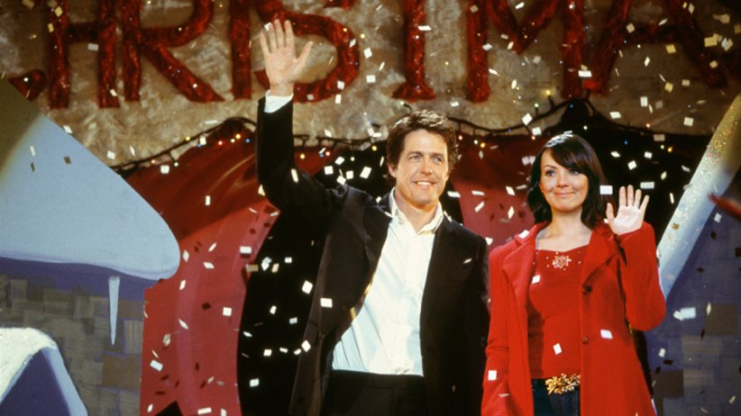 "Le plein d'amour de ""Love Actually"""