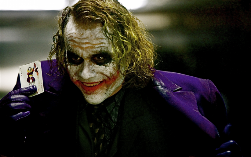 Heath Ledger pour The Dark Knight