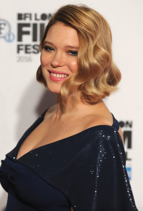 Léa Seydoux, la James Bond Girl