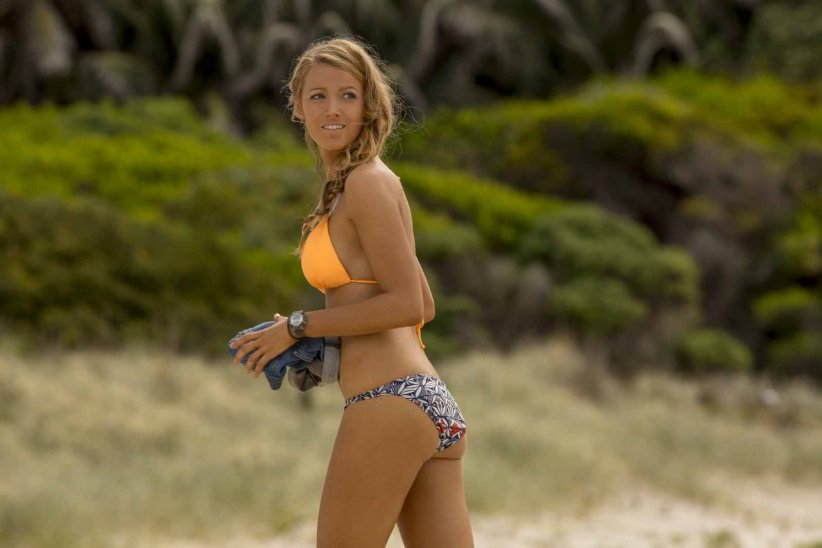 "Blake Lively dans ""Instinct de survie - The Shallows"""