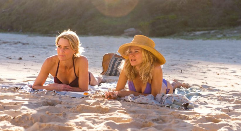 "Naomi Watts et Robin Wright dans ""Perfect Mothers"""