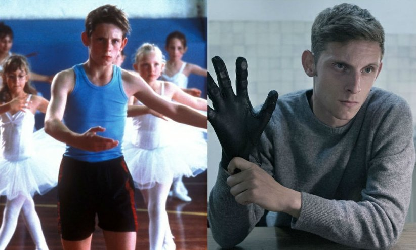 Jamie Bell de Billy Elliot à Nymphomaniac