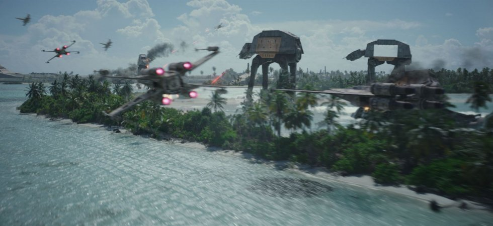 Rogue One : George Lucas a vu et aimé le film !