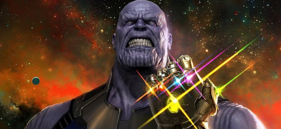 Avengers Infinity War : Thanos aussi impitoyable que Dark Vador ?