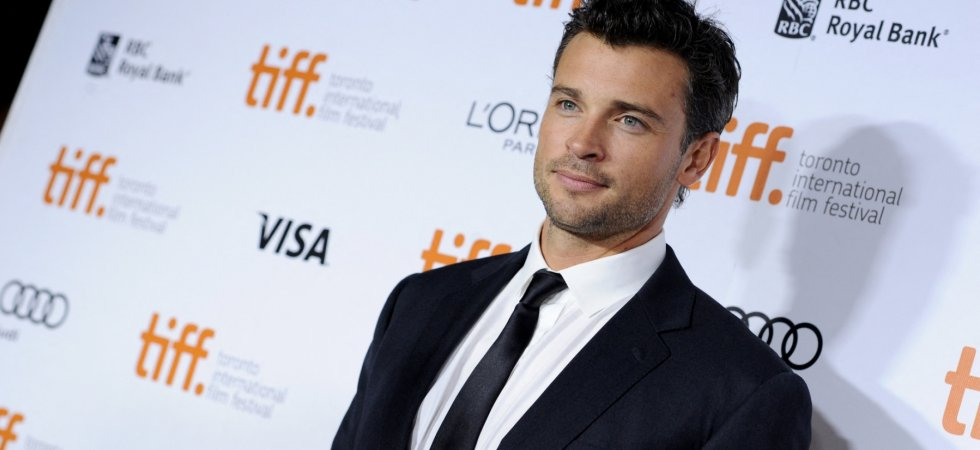 Tom Welling reprend son rôle de Superman pour le crossover du Arrowverse