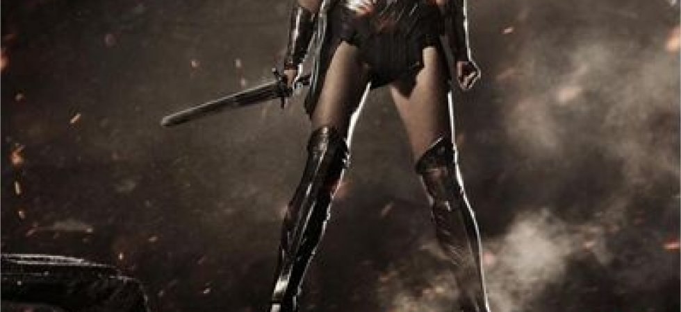 Batman v Superman : Gal Gadot fait le point sur son rôle de Wonder Woman