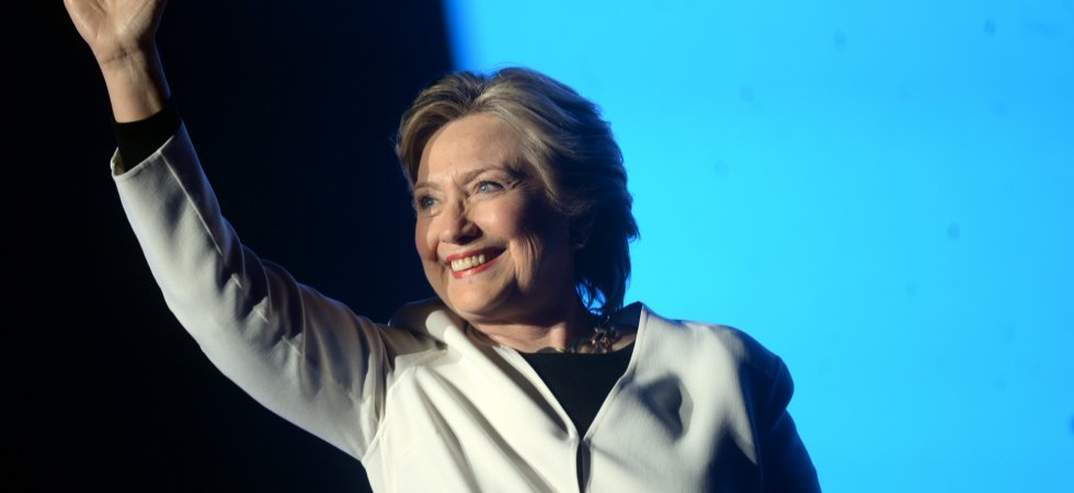 Hillary Clinton devient actrice