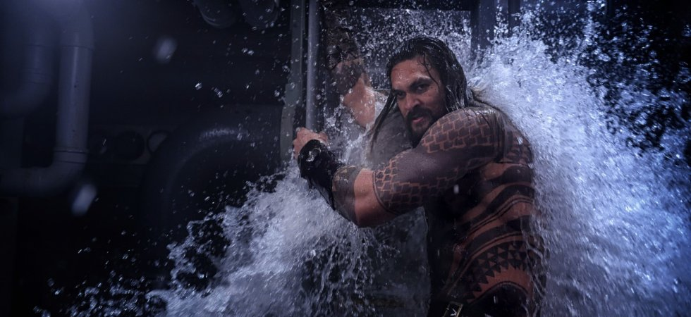Aquaman dépasse Wonder Woman au box-office mondial