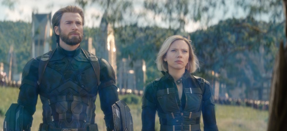 Captain America et Black Widow au coeur de l'intrigue d'Avengers 4