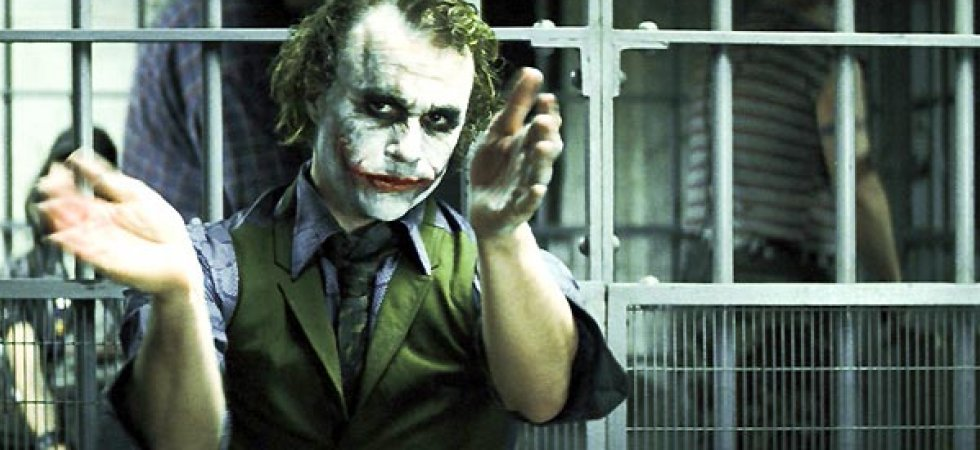 The Dark Knight : Heath Ledger demandait à Christian Bale de le frapper