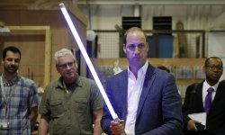 Star Wars 8 : un rôle pour William et Harry ?