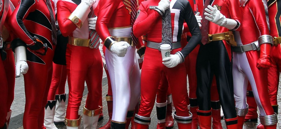 Power Rangers à trouvé son Ranger Rouge