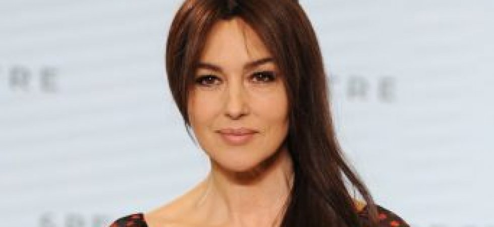 "Monica Bellucci, fière d'être ""la plus vieille James Bond Girl de l'his­toire"""