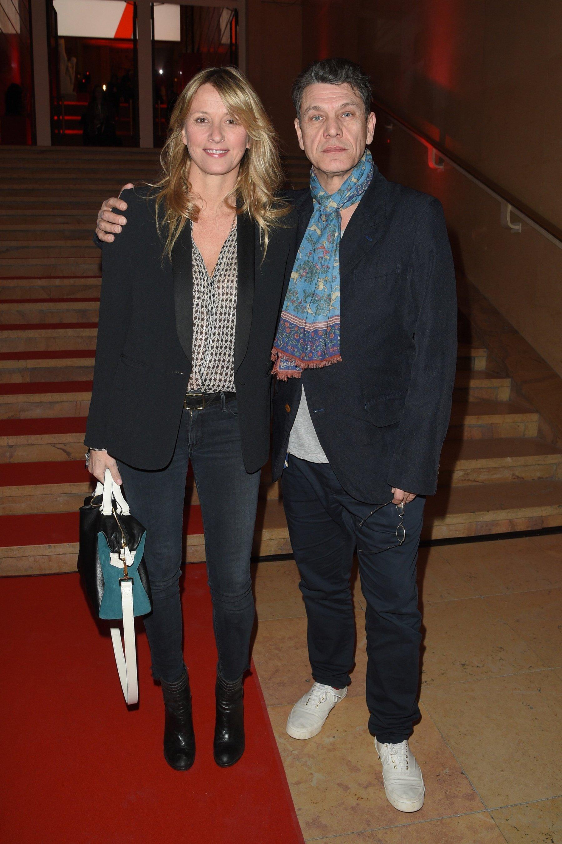 Marc Lavoine Et Sarah Divorcent Apres 22 Ans De Mariage