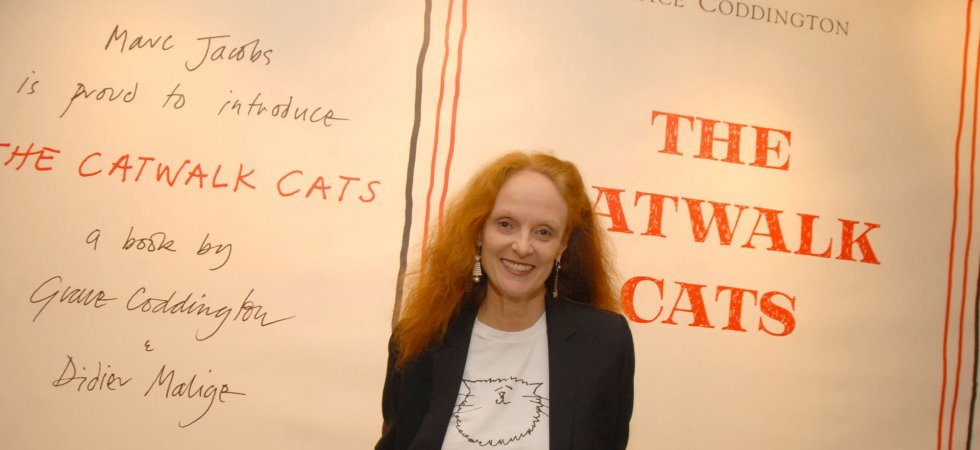 Grace Coddington tire sa révérence et quitte Vogue US