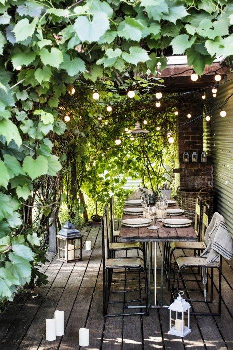 10 Idees Deco Pour Une Terrasse Qui Ne Lasse Pas