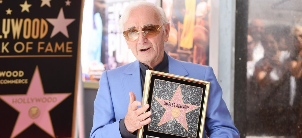 Charles Aznavour : les stars lui rendent hommage