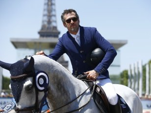 Guillaume Canet, Charlotte Casiraghi ... 10 cavaliers stars