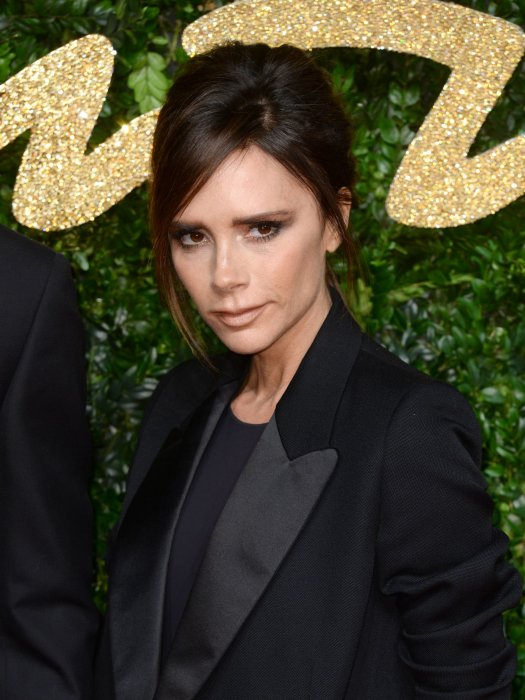 Victoria Beckham assiste aux British Fashion Awards le 23 novembre 2015, à Londres.
