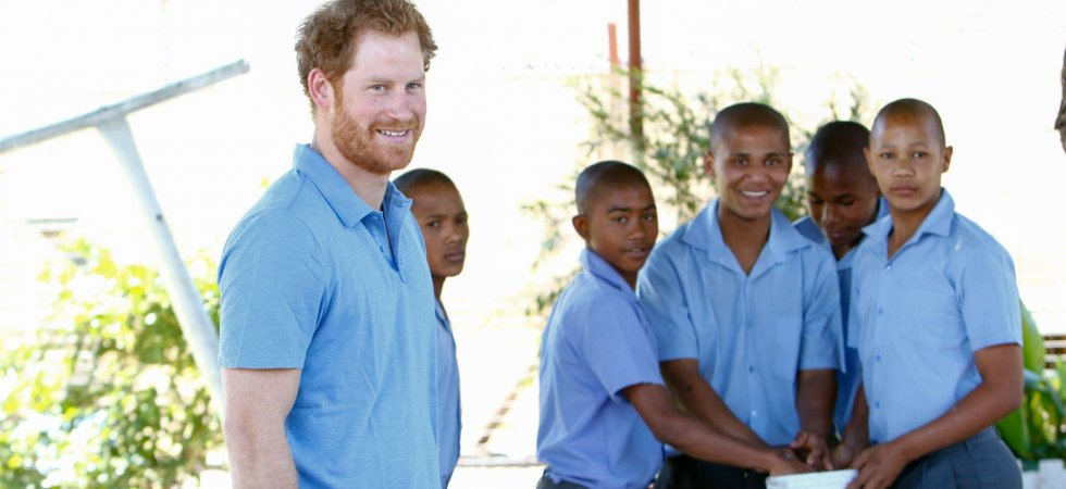 "Prince Harry : ""Je voulais être un bad boy"""