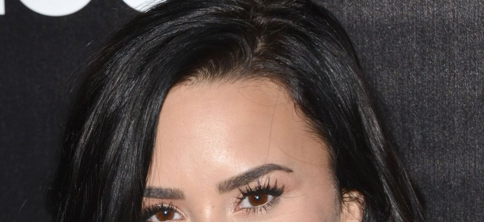 Demi Lovato pose nue et sans make-up pour Vanity Fair
