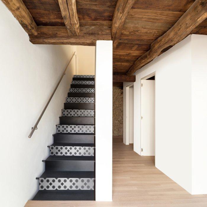 10 façons de sublimer une descente d\'escalier