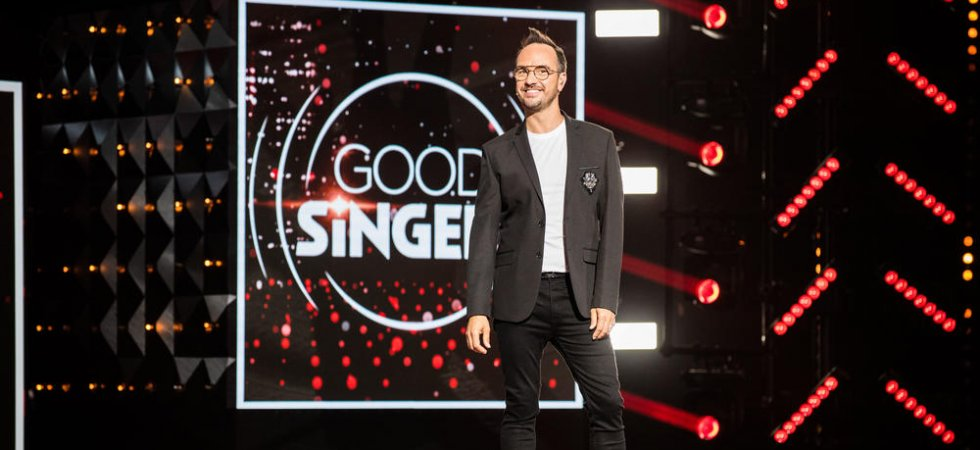 Good Singers : Jarry aux commandes de la nouvelle émission musicale de TF1