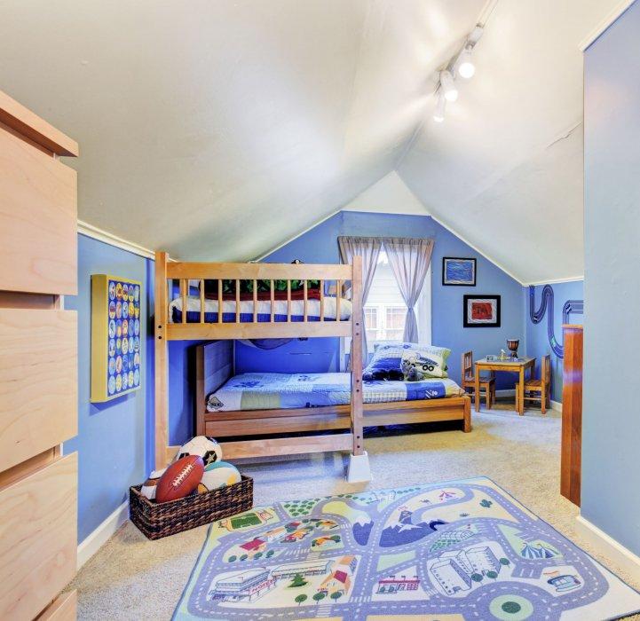 Emejing Chambre D Enfant Mixte Contemporary - Lalawgroup.Us