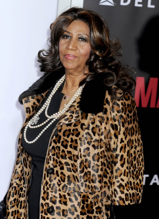 Aretha Franklin refusait de prendre l'avion