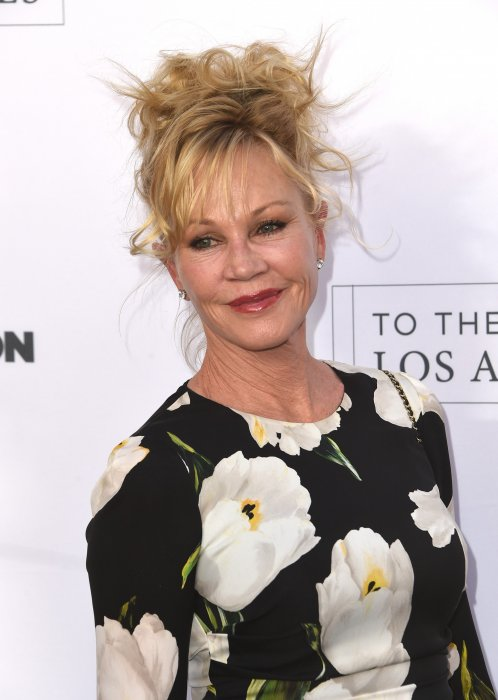 Melanie Griffith se bat à nouveau contre un cancer