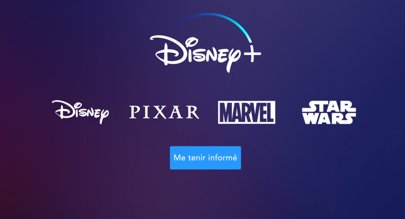 Le grand lancement de Disney+