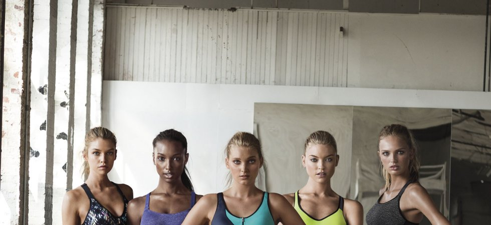 Victoria's Secret lance une nouvelle collection sport-chic