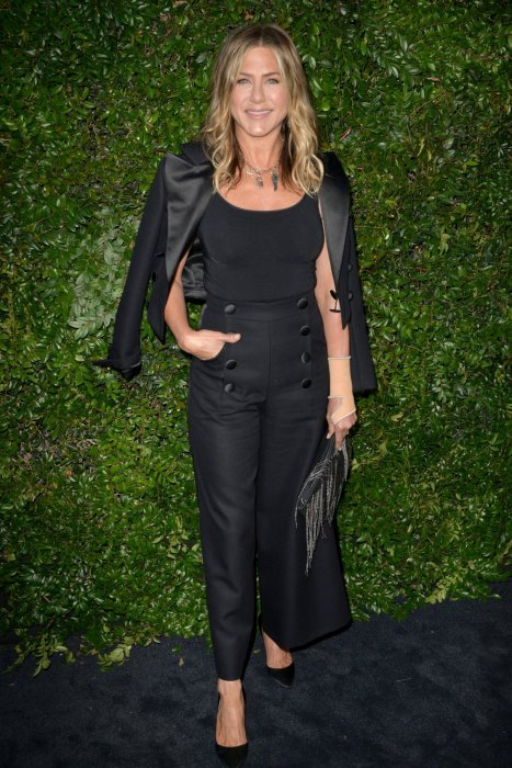 Jennifer Aniston, son coeur balance