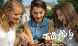 Tutti Flirty : la nouvelle appli dating