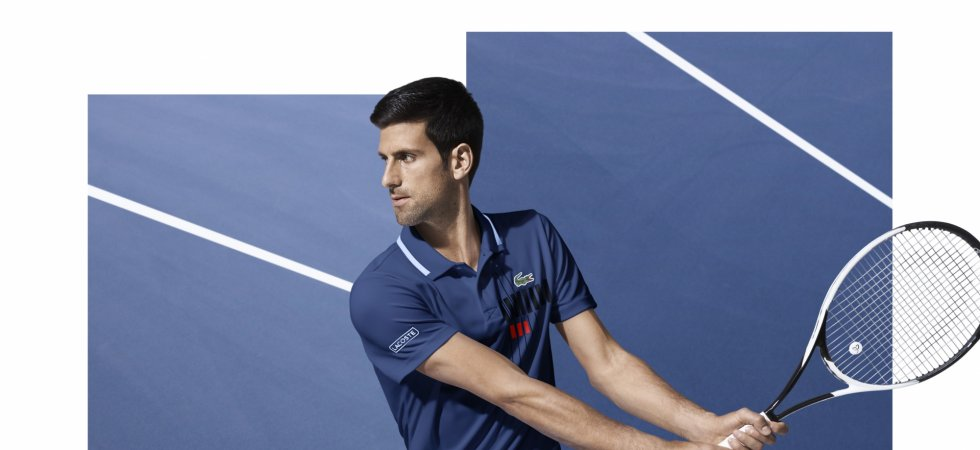 d37c1db76c Novak Djokovic : nouvel ambassadeur de Lacoste
