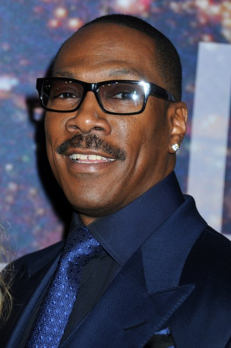 Eddie Murphy lors du 40e anniversaire de l'émission Saturday Night Live à New York, le 15 février 2015.