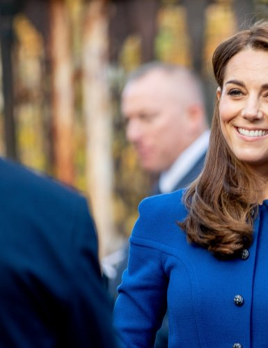 Kate Middleton : son make-up rayonnant aux 70 ans du prince Charles