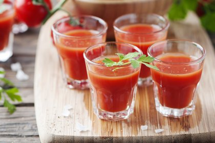 Hot Bloody Mary