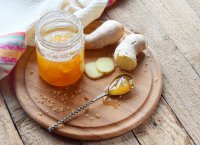 Confiture de citron et gingembre